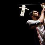 Marco Bruciati in No non sto parlando di politica – foto di Marco Filippelli (1)